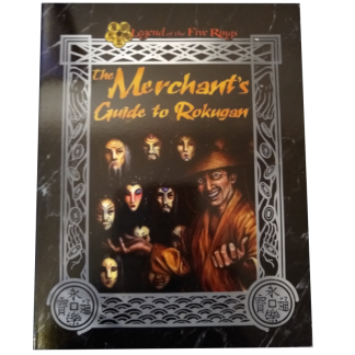 The Merchant's Guide to Rokugan front cover 800 x 800