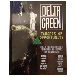 Delta Green Targets of Opportunity front cover 800 x 800