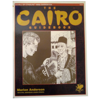 The Cairo Guidebook front cover 800 x 800
