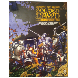 The Golden Dawn front cover 800 x 800